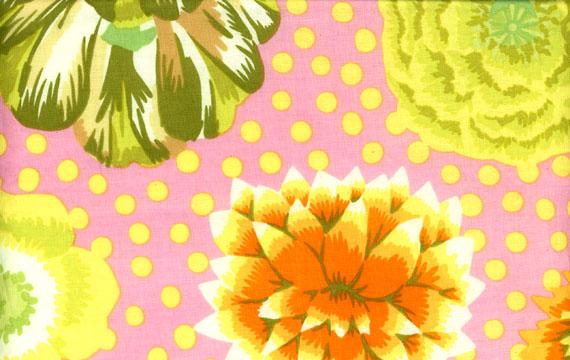 Big Blooms Pink  1,14m*13,7m - 40.00 lei